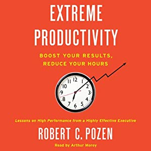 Extreme Productivity Audiobook