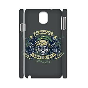 Classic Case The Legend Of Zelda pattern design For Samsung Galaxy Note 3 N9000(3D) Phone Case