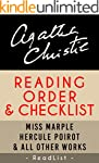 Agatha Christie Reading Order and Che...