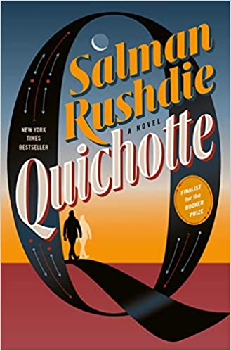 Amazon Fr Quichotte A Novel Salman Rushdie Livres
