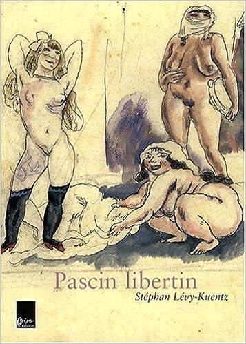 Téléchargement Pascin libertin : Coffret en 2 volumes pdf
