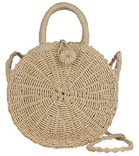 Woven Leather Handbags - 9