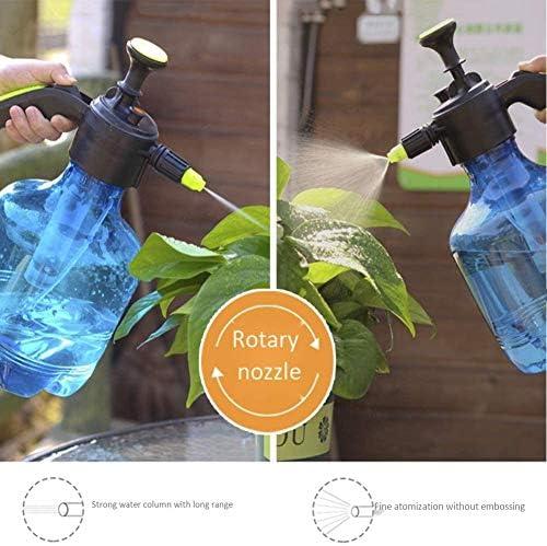 ハンドスプレー強力な空気圧デュアルモードの調整ワイドアングルスプレー小さな庭スプレーボトル透明ボディ大容量ポンプ3L