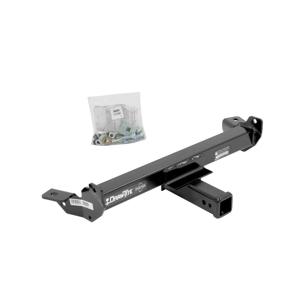 Reese 65028 Front Mount Receiver with 2'' Square Receiver opening by Reese Towpower