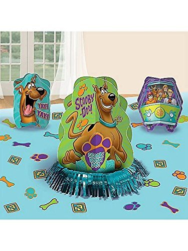 scooby-doo table decorating kit]()
