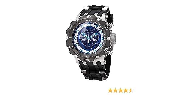 Amazon.com: Invicta Mens 22936 Venom Quartz Multifunction Black Dial Watch: Watches