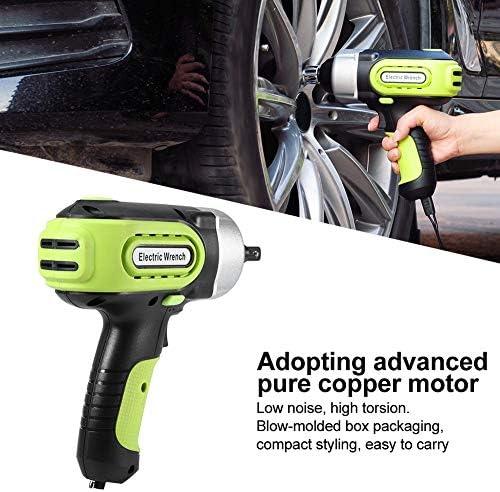 100% Authentique Akozon Clé électrique 420N.M Outil de remplacement de pneu professionnel à haute torsion  iHAJ0