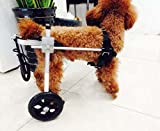 Dog Wheelchair 18-40 Lbs Pat Supplies Health Care Wheelchair