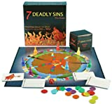Seven Deadly Sins is a delightfully sinful game that tests your knowledge of naughtiness and your willingness to act out silly and outrageous sins that includes vanity, envy, and lust. Answer trivia questions, earn seven Sin tokens, and act o...