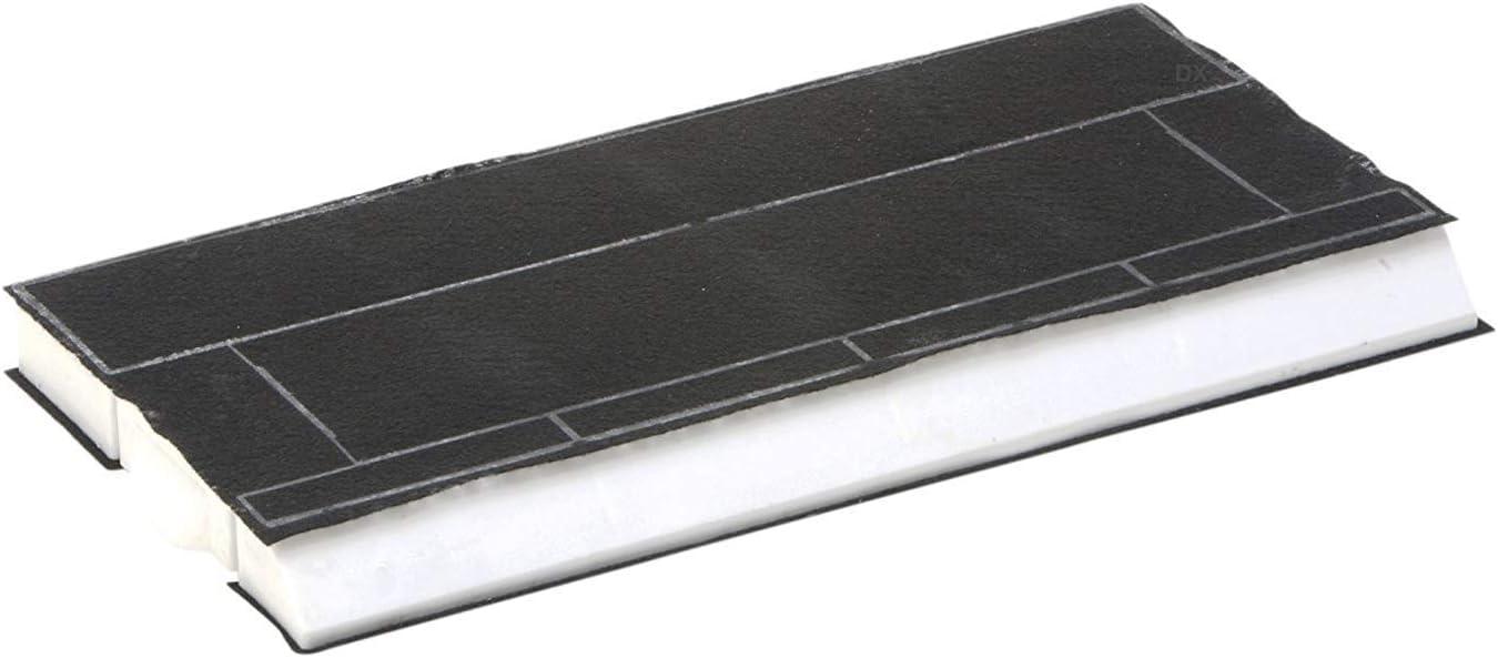 DREHFLEX- filtro de carbón activo para diversos modelos de campana extractora/hauben/Essen de Balay/Bosch/Constructa/Neff/Gaggenau/Siemens/Vorwerk etc. – Apta para piezas de nº 434229/00434229