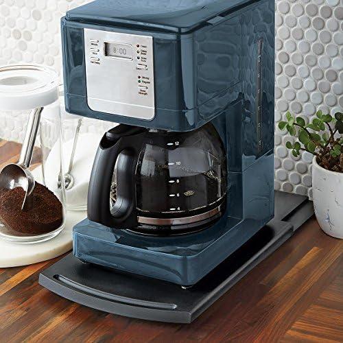 As Seen On TV - Organizador de accesorios de cocina, color negro: Amazon.es: Hogar
