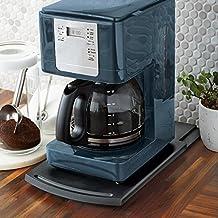 As Seen on TV Handy Caddy Sliding Small Kitchen Appliance Caddy Organizer, Black