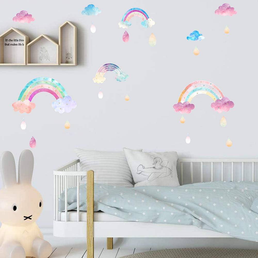 Cartoon Lightning Mark Kids Rooms Home Living Room Wall Stickers Decor Jian