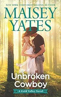 Book Cover: Unbroken Cowboy
