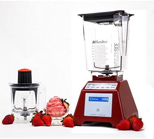 Blendtec Total Blender with WildSide Jar and Mini-Twister Jar ...