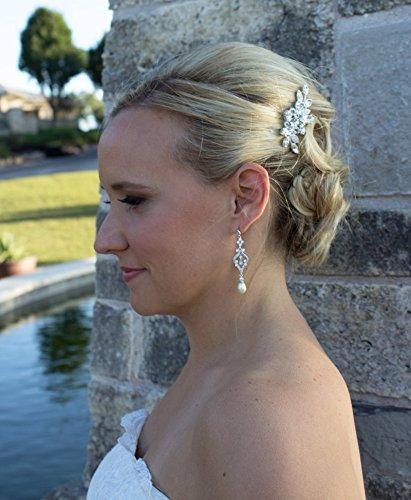 Arianna Swarovski Crystal Petite Wedding Hair Comb
