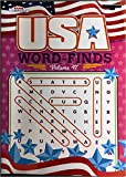 USA Word Finds Puzzles Activity Book - 1 Pack
