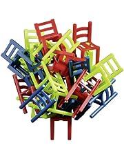 Philos 3275 - stoel op stoel, behendigheidsspel