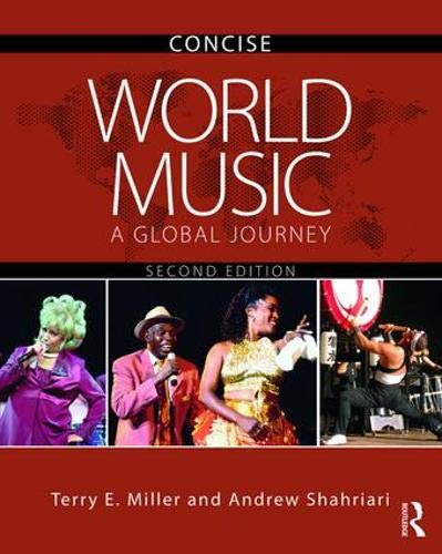 World Music CONCISE: A Global Journey