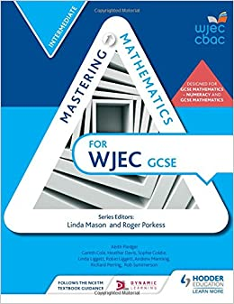 Mastering Mathematics for WJEC GCSE:Intermediate