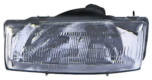 Acura Integra Headlight Assembly (Depo 317-1112L-AS Acura Integra Driver Side Replacement Headlight Assembly)
