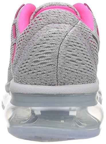 2016 Hyper Zapatillas Gris para de Grey Gs Grey Max Running Cool Black Nike Pink Air Wolf Niños AqBZIZE