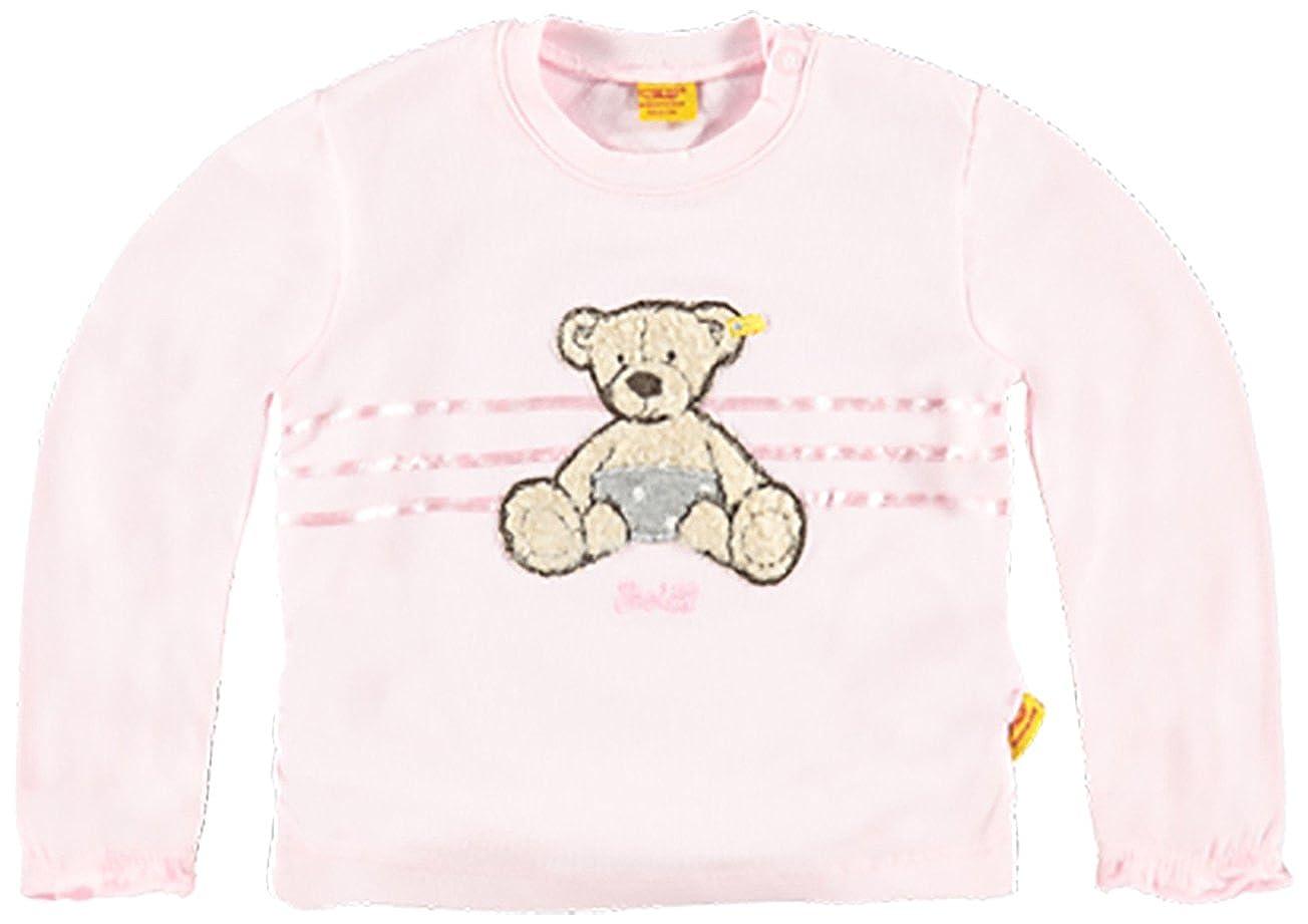Steiff Baby-M/ädchen T-Shirt 1//1 Arm