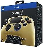 Nacon Revolution Pro Controller Official PS4 Controller - ナコン レボリューション プロ コントローラー Gold ゴールド [並行輸入品]