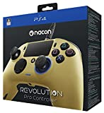 NACON Revolution PRO Controller Gamepad Gold Edition PS4 Playstation 4 eSports Designed For Sale