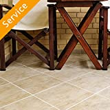 Stone or Tile Floor Installation - Installation - No Existing Flooring - Up to 100 Square Feet