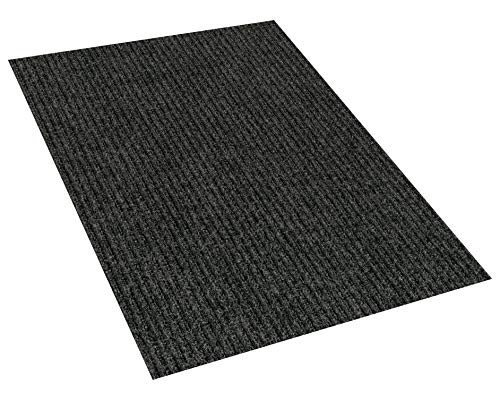 Indoor/Outdoor Area Rug Carpet, Runners & Stair Treads with a Rubber Backing 1/4