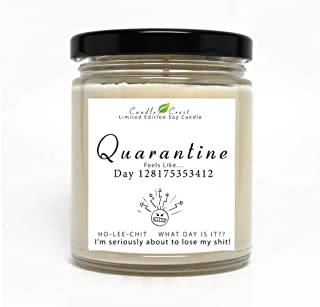 product image for Quarantine Candle 9oz Scented Soy Candle
