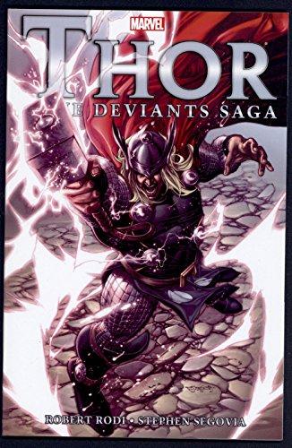 Thor The Deviants Saga New Trade Paperback TPB Graphic Novel Marvel Comics