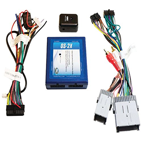 Pacific Micro OS-2X OnStar(R) Interface (OS-2X for Select...
