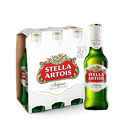 Cerveja Stella Artois 275ml Pack (6 unidades)