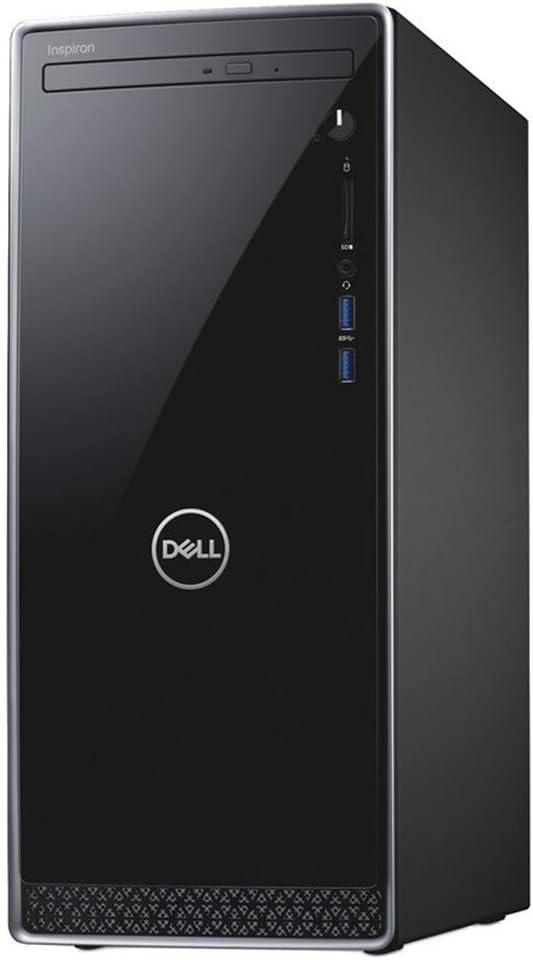 Dell Inspiron Desktop Computer, 8th Gen Intel Quad-Core i3-8100 3.6GHz(Beat i5-7400), 8GB DDR4 RAM, 1TB 7200 RPM HDD, DVDRW, WiFi, Bluetooth, USB 3.1, HDMI, Keyboard & Mouse, Windows 10 Professional | Amazon