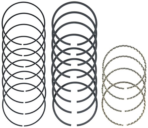 Hastings 6781 4-Cylinder Piston Ring Set