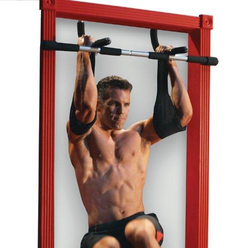 Hanging Leg Raise With Straps Ab Straps Pro F...