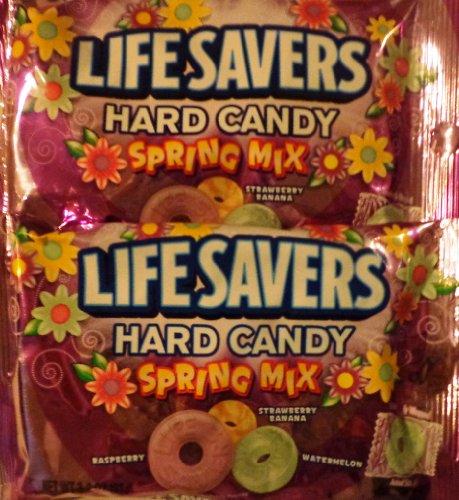 Life Savers Hard Candy Spring Mix 6.4 Oz