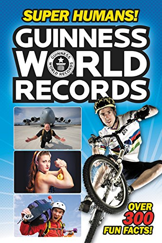 (Guinness World Records: Super Humans!)