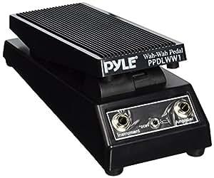 pyle pro ppdlww1 wah wah electric guitar pedal musical instruments. Black Bedroom Furniture Sets. Home Design Ideas