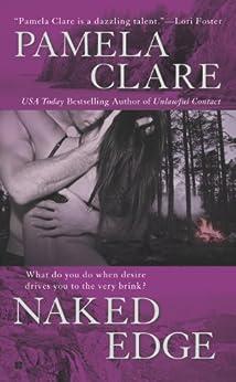 Naked Edge (An I-Team Novel Book 4) by [Clare, Pamela]