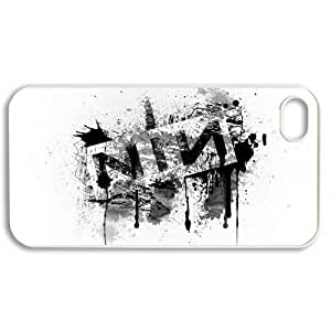Diy Yourself CTSLR iPhone 5c 4G case cover - Attractive Back case cover for iPhone 5c 4G - Music Band Nine Inch Nails - 26 f2B 5cGSWXGrL