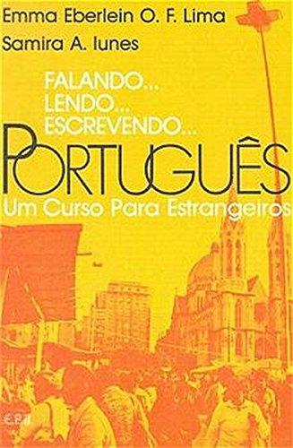 Falando Lendo Escrevendo Portugues Text (Portuguese Edition)