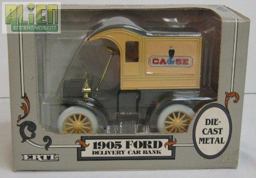 ERTL 1905 Ford Delivery Car Bank Die-Cast Bank