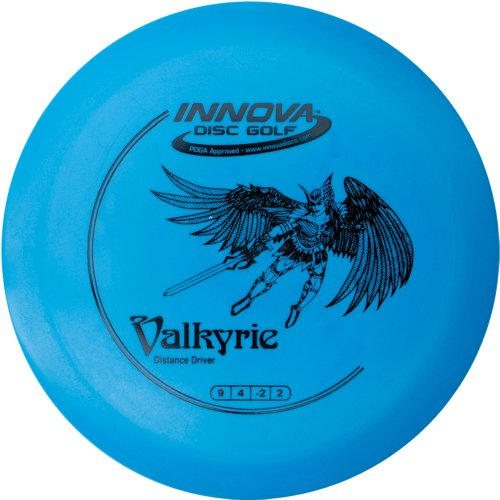 Innova DX Valkyrie Golf Disc, 170-172 gram,  (Colors may (171 Golf Disc)