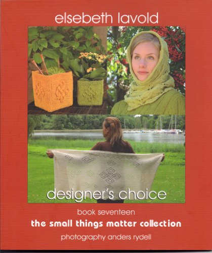 Designer's Choice - Book 17: The Small Things Matter Collection