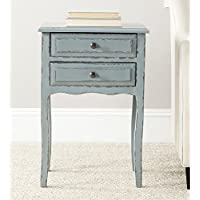 Safavieh American Homes Collection Lori Slate Green End Table