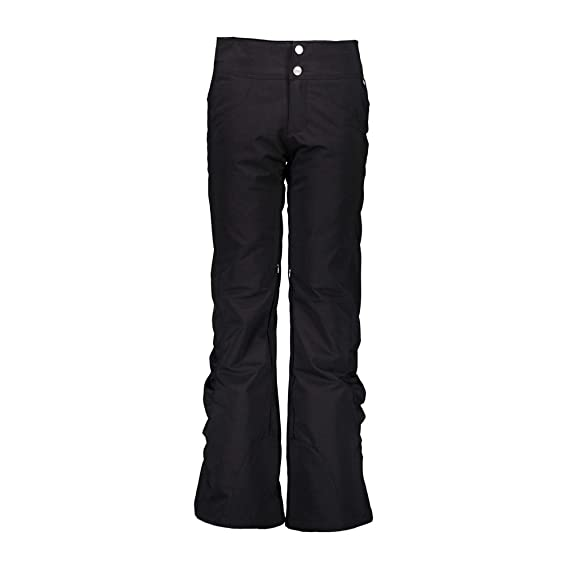 Obermeyer Jessi Girls Ski Pants - X-Small Black  Amazon.in  Clothing    Accessories dff759167