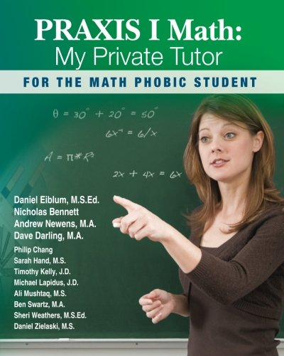 PRAXIS I Math: My Private Tutor